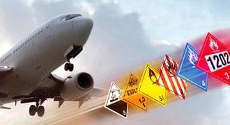 Transport Réglementé Dangereux Aérien