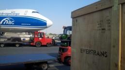 Emballage transport